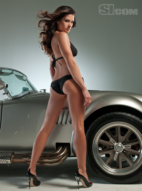 Danica Patrick and Her Ass